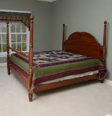 Four Post Bed by Ethan Allen