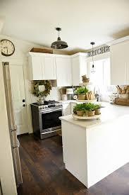 Kitchen Makeover Blog - farmhouse kitchen makeover liz marie blog