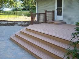 deck restoration bergen county nj composite decks wood decks