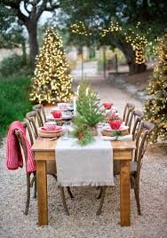 Crate And Barrel Napkins Christmas Tablescape Ideas Crate And Barrel Blog