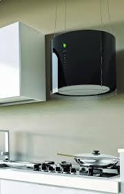 hotte de cuisine suspendue hotte moderne eolo hotte aspirante de cuisine