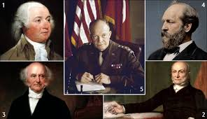 first five presidents history shows americans don t want a bald president
