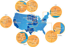 Internet Coverage Map Network Maps Wholesales Services Consolidated Communications