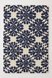 Navy Bath Mat Navy And White Bath Rug Chene Interiors
