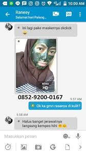 Masker Spirulina Per Butir jual masker spirulina tiens asli herbal untuk wajah harga termurah