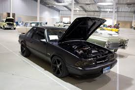 Flat Black Mustang Gt Leake Auction Results April 8 9 2011