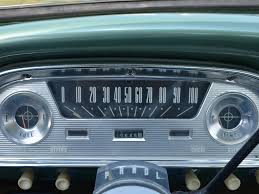 1960 Ford Falcon Interior Auctions 1960 Ford Falcon 4 Door No Reserve Owls Head