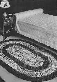 Black And White Braided Rug 82 Best Braided Rugs Images On Pinterest Rug Making Braids And