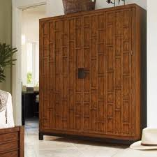 armoire for 50 inch tv tv armoires you ll love wayfair