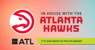 in house with the atlanta hawks aiga atlanta
