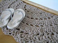 Semi Circle Rugs Doormat Half Circle Crochet Jute Door Rug Kitchen By Stefkowo