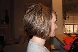 photos of the back of short angled bob haircuts curly hair pictures best blowout bundles short classic layered