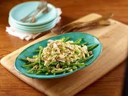 and green bean salad