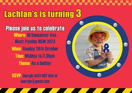 Hindi Birthday Invitation Card Matter Boy Birthday Party Invitation With Builder Construction And Rivet