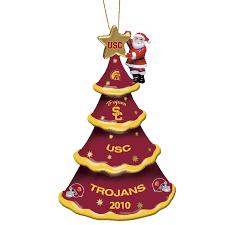 2010 annual usc trojans ornament the danbury mint