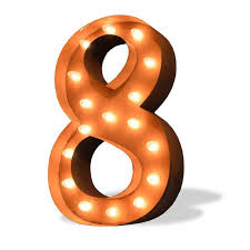 marquee numbers with lights 15 best marquee number lights images on pinterest marquee