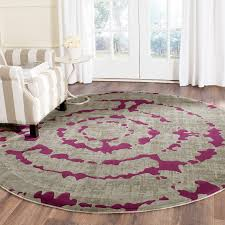7 Round Area Rug Rug Prl7735b Porcello Area Rugs By Safavieh