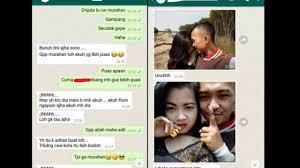 warganet geram obrolan istri dengan selingkuhan suami viral di