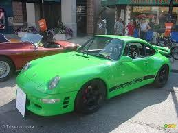 porsche signal green paint code rennstatt racing 1997 porsche 996 turbo in signal green gtcarlot com