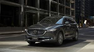 mazda crossover models 2018 mazda cx 8 unveiled new suv is currently exclusive to japan