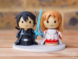 nerdy cake toppers these adorable cake toppers are for nerdy weddings by