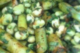 cuisiner des f钁es fraiches recette fèves fraîches à la marocaine sur la cerise sur mes gâteaux