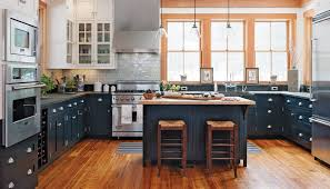 Modern Kitchen Design Prioritizes Efficiency Eight Trends In Kitchens And Baths Illustrated Fine Homebuilding