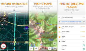 World Map App by 4 Free Offline Turn By Turn Navigation Apps For Driving With