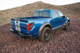 shelby american baja 700 turns up the wick on the ford f 150 svt