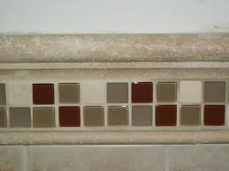 tiles wall trim mosaic wall trim mosaic bathroom wall trim