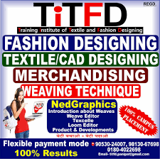 titfd training institute of textile and fashion designing home