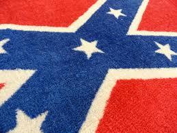 Confederate Flag Buy Confederate Rebel Flag Door Mat 22 X 39 Inches