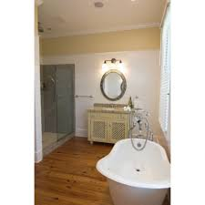 Wainscoting Bathroom Ideas by Interior Outstanding Bathroom Design And Decoration Using Light