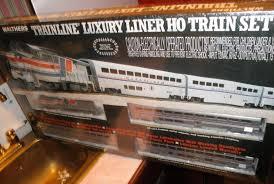 walthers amtrak ho luxury liner set