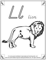 alphabet coloring pages letters pictures u0026 words