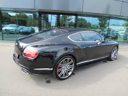 bentley continental gt speed more bentley used car continental gt speed black