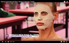 Face Mask Meme - this made me laugh so hard rupaulsdragrace