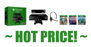 xbox one console with kinect amazon in video games xbox one 500gb console kinect 4 game bundle 50 amazon