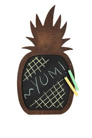 Pineapple Decorations For Kitchen by Pineapple Chalkboard Cotton On There U0027s No Place Like Home