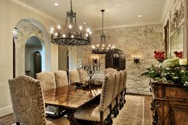the best classic mediterranean style dining room design
