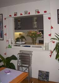 idee deco mur cuisine idée déco percer le mur de la cuisine pour profiter de séjour