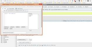 Table Ux Mysql How To Edit Table Query In Php Admin When Getting A 1054