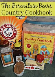 berenstien bears honey hunt cookies recipe from the berenstain bears country cookbook