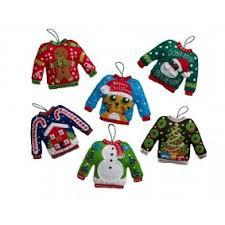ugly sweaters bucilla felt ornaments christmas pinterest