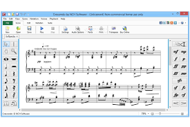 Nch Home Design Software Review Crescendo Free Music Notation Editor Free Download And Software