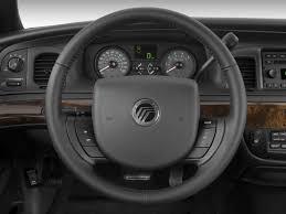 image 2008 mercury grand marquis 4 door sedan ls steering wheel
