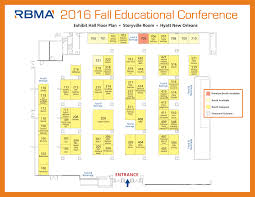 fall educational conference exhibit hall floor plan floorplan idolza
