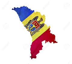 Moldova Flag Moldova Map Clipart