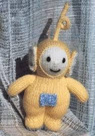 24 teletubbies images crochet dolls knit