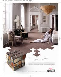 Mohawk Flooring Mohawk Flooring Click Clack Done Print Campaign Usa Adland